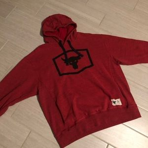 Under Armour Project Rock Warm-Up Hoodie XL